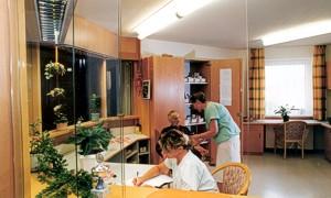 Schwesternzimmer